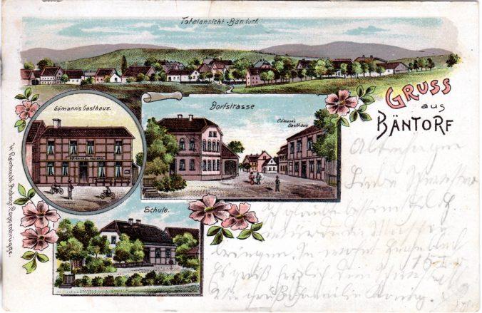 Bäntorf, Coppenbrügge