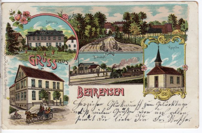 Behrensen, Coppenbrügge