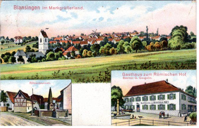 Blansingen, Efringen-Kirchen