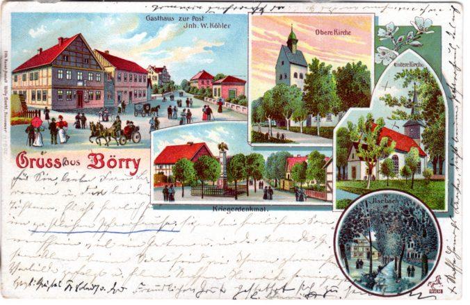 Börry, Emmerthal