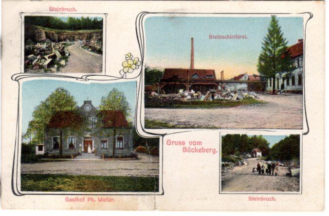 Bückeberg, Obernkirchen