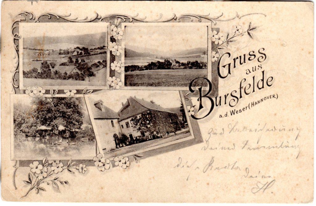 Bursfelde, Hann. Münden