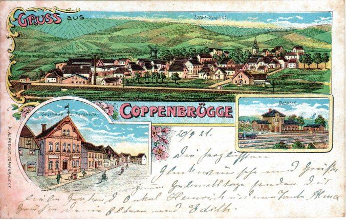 Coppenbrügge