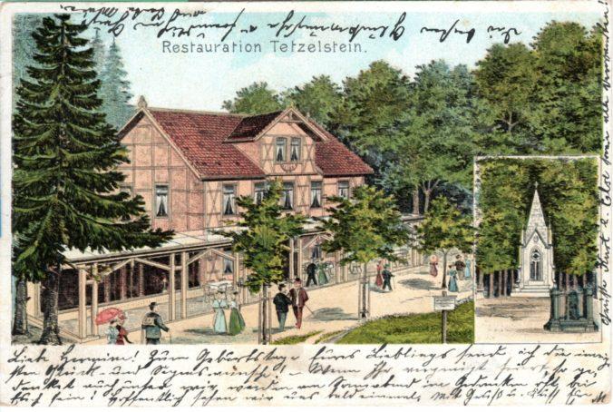 Elm - Tetzelstein