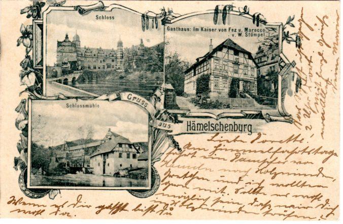 Hämelschenburg, Emmerthal