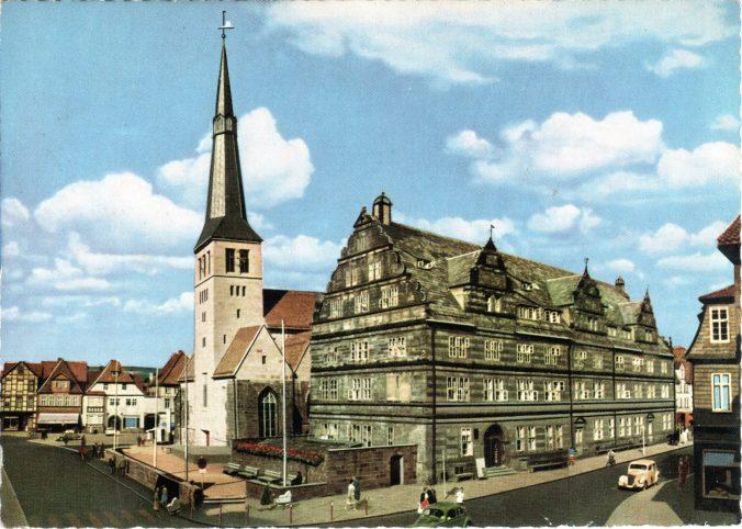 Hameln Pferdemarkt + Hochzeitshaus