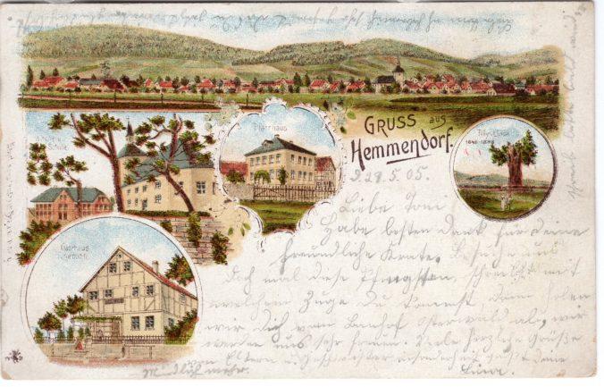 Hemmendorf, Salzhemmendorf