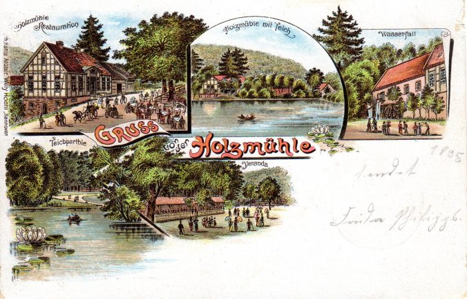 Holzmühle, Eldagsen