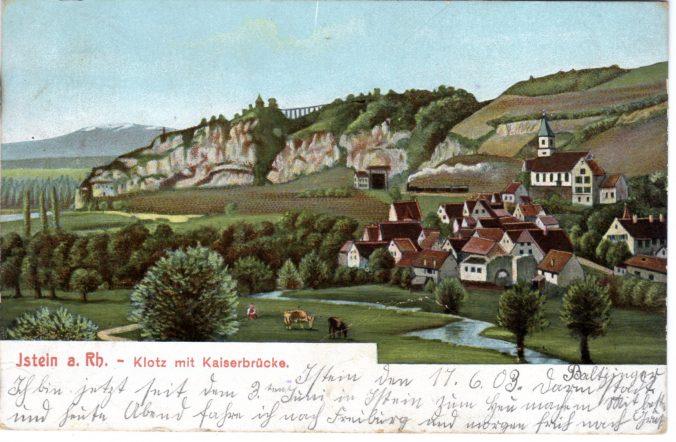 Istein, Efringen-Kirchen