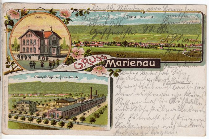 Marienau, Coppenbrügge
