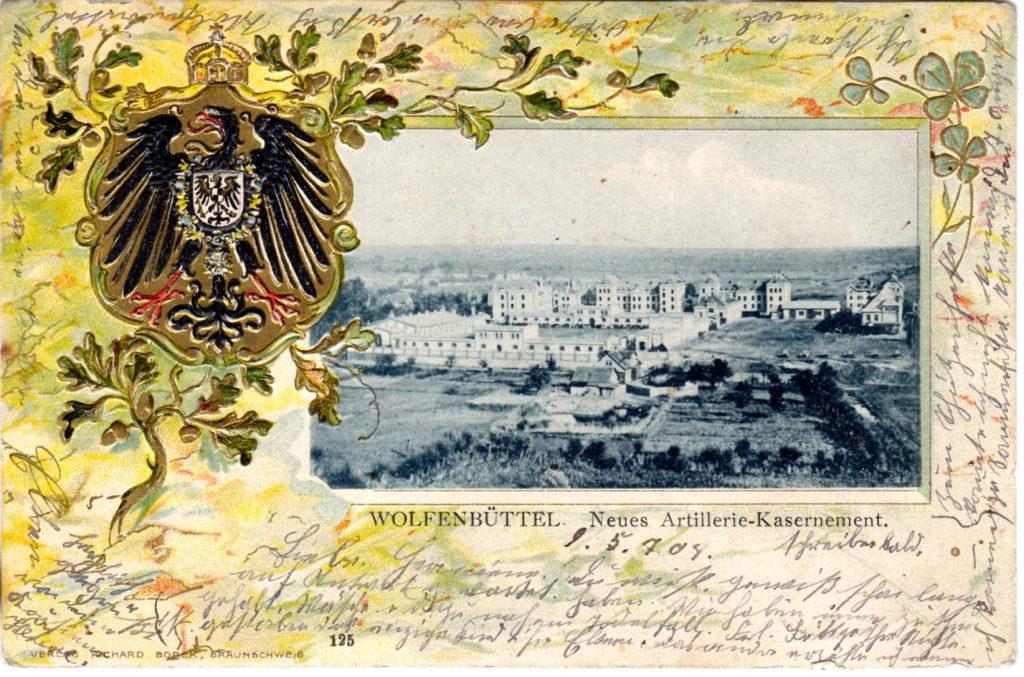 Artilleriekaserne, Wolfenbüttel