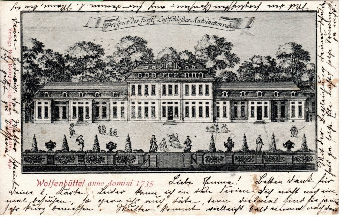 Lustschloss Antoinettenruhe