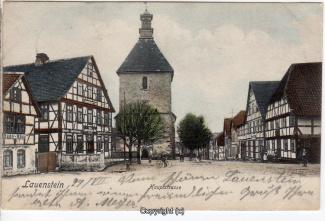 0080A-Lauenstein414-Kirchplatz-Lauensteiner-Hof-1906-Scan-Vorderseite.jpg
