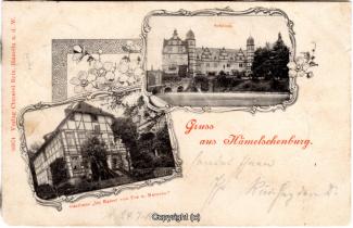 1160A-Haemelschenburg016-Multibilder-Schloss-Gasthaus-Im-Kaiser-1900-Scan-Vorderseite.jpg