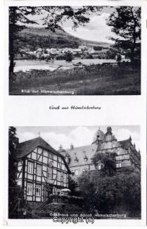 3010A-Haemelschenburg015-Multibilder-Ort-Schloss-1954-Scan-Vorderseite.jpg
