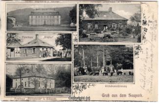2150A-Saupark250-Multibilder-Schloss-Forsthaeuser-1907-Scan-Vorderseite.jpg
