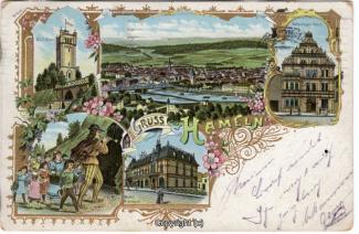 0150A-Hameln1409-Multibilder-Ort-Rattenfaenger-Litho-1911-Scan-Vorderseite.jpg