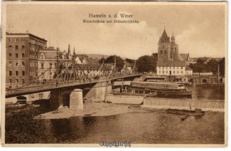 8200A-Hameln1686-Wehr-Lachsfang-Weserbruecke-1932-Scan-Vorderseite.jpg