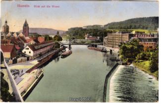 8410A-Hameln1699-Wehr-unten-Wesermuehle-1913-Scan-Vorderseite.jpg