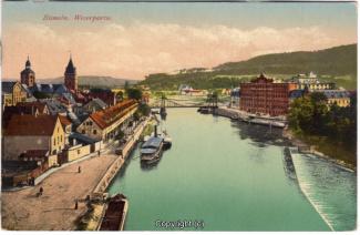 8420A-Hameln1700-Wehr-unten-Wesermuehle-1918-Scan-Vorderseite.jpg