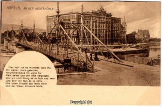 8520A-Hameln1710-Multibilder-Weserbruecke-Wesermuehle-Scan-Vorderseite.jpg