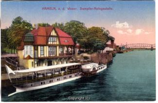 8710A-Hameln1720-Weser,-Schiffsanleger-Scan-Vorderseite.jpg