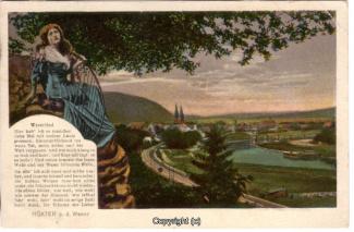 0110A-Hoexter004-Panorama-Ort-Weser-Lorely-Weserlied-1924-Scan-Vorderseite.jpg