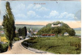 0120A-Polle004-Panorama-Burgberg-Ort-1919-Scan-Vorderseite.jpg