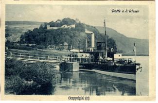 0500A-Polle025-Panorama-Burgberg-Weser-Raddampfer-Schiffsanleger-1927-Scan-Vorderseite.jpg