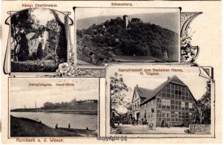 0120A-Schaumburg003-Multibilder-Burg-Foersterei-Weser-Gasthaus-Deutsches-Haus-1914-Scan-Vorderseite.jpg