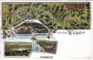 0310A-Weser015-Multibilder-Weserverlauf-Raddampfer-Hameln-Karlshafen-Litho-Scan-Vorderseite.jpg