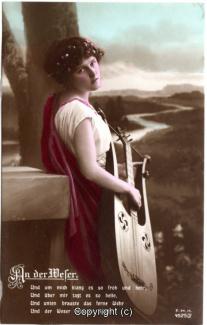 0210A-Romantik006-An-der-Weser-Frau-Instrument-Text-unten-Scan-Vorderseite.jpg