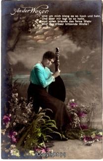0830A-Romantik023-An-der-Weser-Frau-Instrument-Text-oben-1919-Scan-Vorderseite.jpg