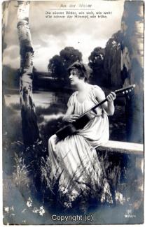 0930A-Romantik026-An-der-Weser-Frau-Instrument-Text-oben-Scan-Vorderseite.jpg
