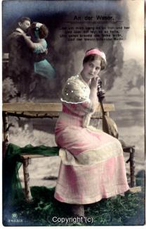 1030A-Romantik031-An-der-Weser-Frau-Portrait-oben-links-Text-oben-1912-Scan-Vorderseite.jpg