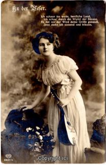 1310A-Romantik042-An-der-Weser-Frau-Instrument-Text-oben-1912-Scan-Vorderseite.jpg