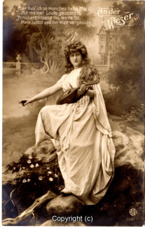 1420A-Romantik046-An-der-Weser-Frau-Instrument-Text-oben-1907-Scan-Vorderseite.jpg