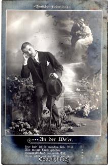 2420A-Romantik074-An-der-Weser-Mann-Portrait-Paar-Text-unten-1921-Scan-Vorderseite.jpg