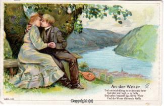 3220A-Romantik093-An-der-Weser-Paar-Text-unten-Litho-Scan-Vorderseite.jpg