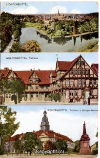 1100A-Wolfenbuettel035-Multibilder-Schloss-Rathaus-Stadtgraben-1915-Scan-Vorderseite.jpg