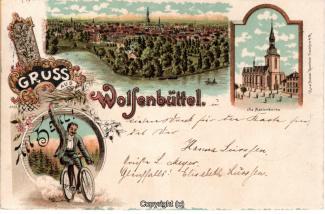 0250A-Wolfenbuettel144-Stadtgraben-Marienkirche-Radfahrer-Litho-1897-Scan-Vorderseite.jpg