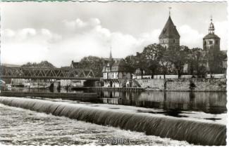 8807A-Hameln1925-Wehr-Schiffsanleger-Weser-Scan-Vorderseite.jpg