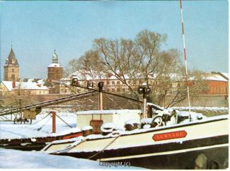 8836A-Hameln1929-Weser-Schleuse-Schiff-Scan-Vorderseite.jpg