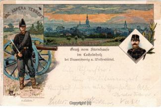 6640A-Wolfenbuettel222-Multibilder-Artilleriekaserne-Soldaten-Ort-Panorama-Litho-1900-Scan-Vorderseite.jpg